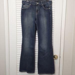 Calvin Klein Jeans Flare Denim Pants Blue 30/10